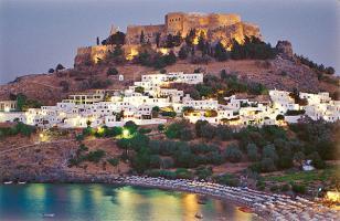 Виллы отдых в греции